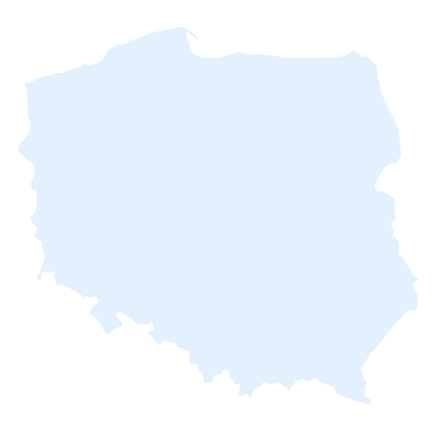 Mapa diecezji