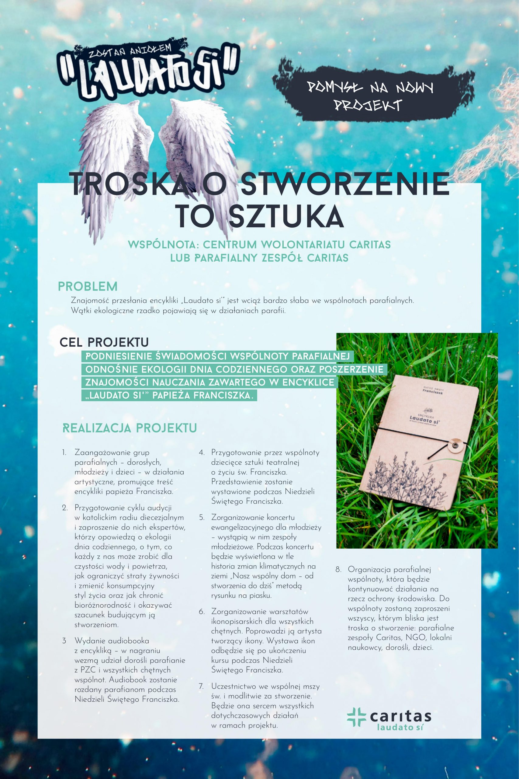 projekt ekologiczny diecezja białostocka