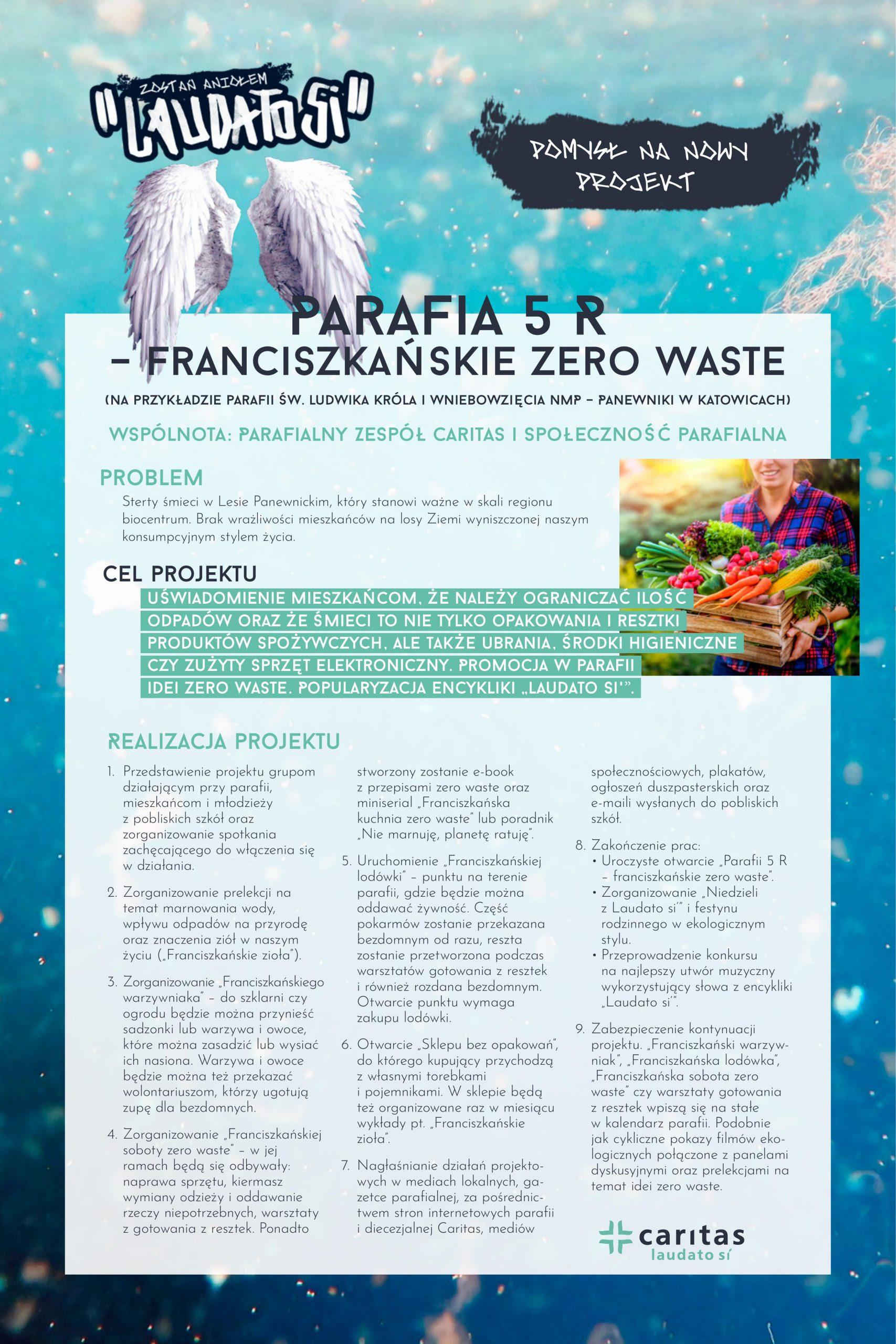 dieciezja katowicka projekt lokalny pocztówka